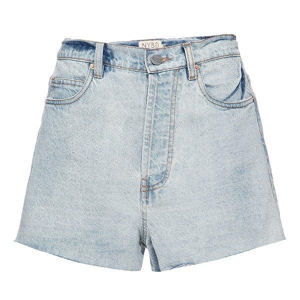 Shorts Básico Jeans