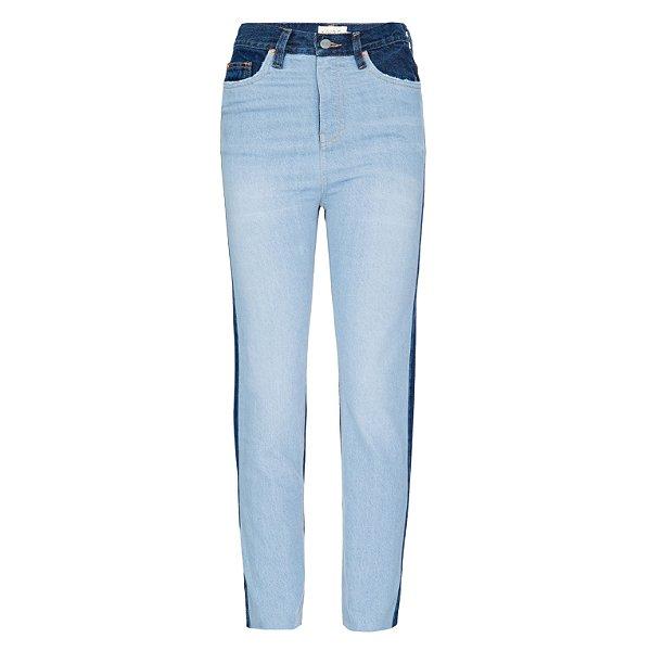Calça Bicolor Jeans