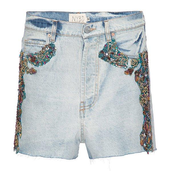 Shorts Básico Índia Colorido