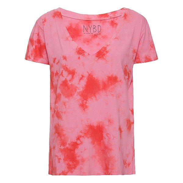 Camiseta tie Dye Mica Rocha