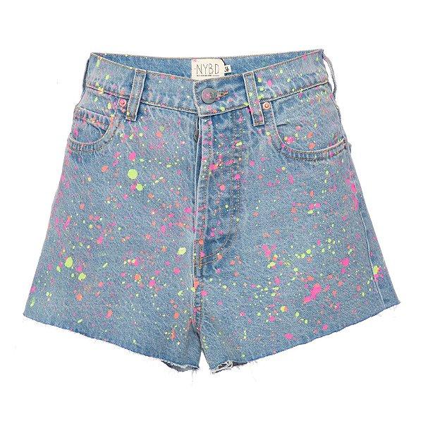 Shorts Básico Tinta