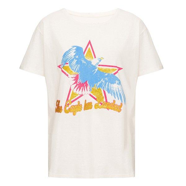 Camiseta Eagle Offwhite