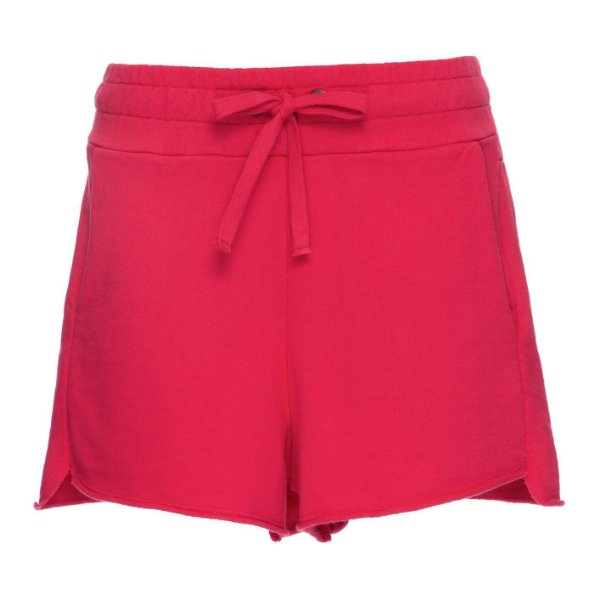 Shorts Moletom Cereja