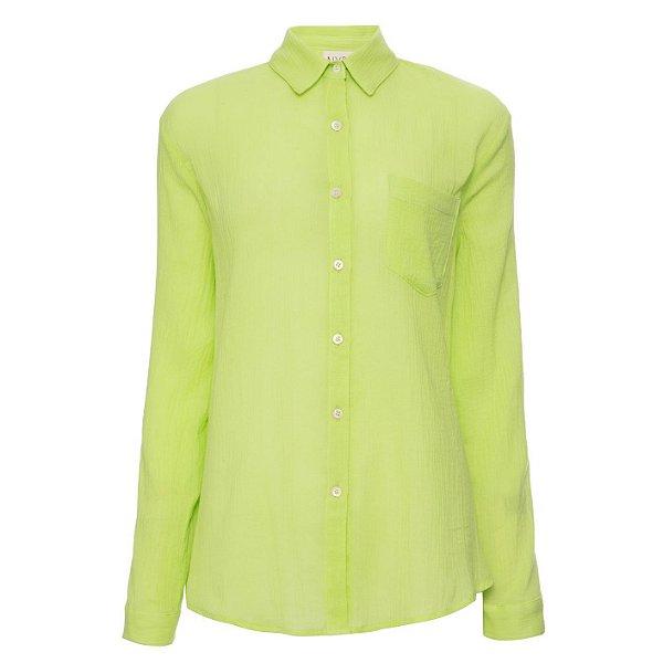Camisa Podrinha Lime