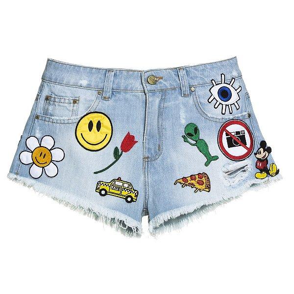 Shorts Patch Mix