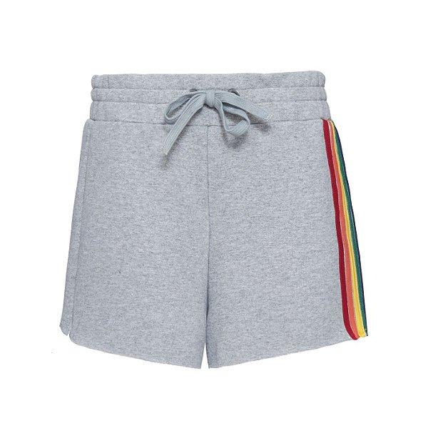 Shorts Rainbow Mescla Primaria