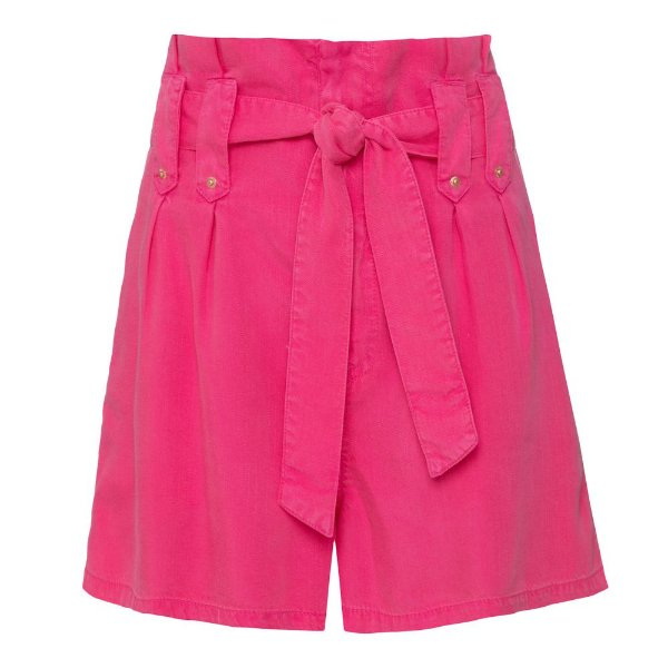 Shorts Passante Rosa