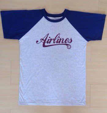 Camiseta Vintage Blue