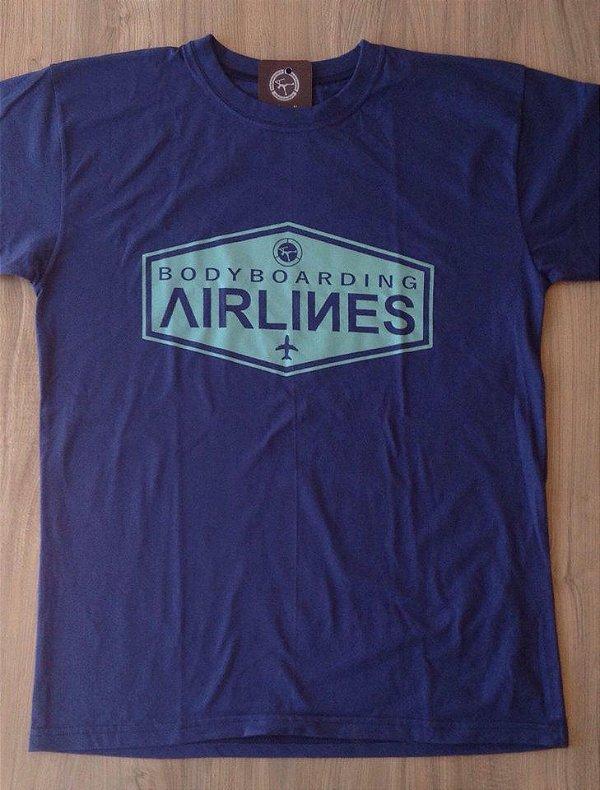 Camiseta BB Airlines Hexagon