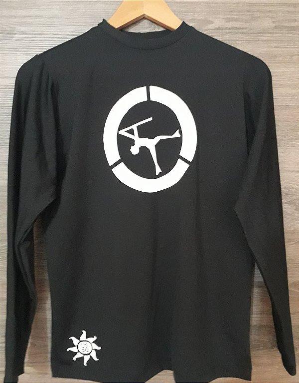 Rash Guard Bodyboard Airlines - Camisa para surfar