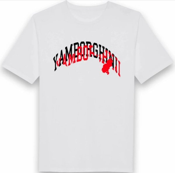 "YAMS DAY - Camiseta Scarce 21 ""Branco"" -NOVO-"
