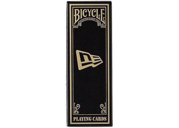 !BICYCLE x NEW ERA - Baralho Thin Cards -NOVO-