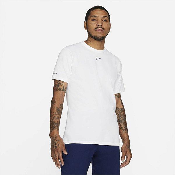 "NIKE x DRAKE NOCTA - Camiseta  Nocta Logo ""Branco"" -NOVO-"