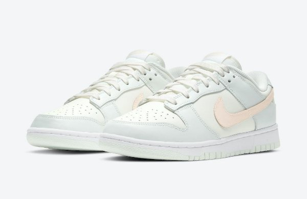 """NIKE - Dunk Low """"Barely Green"""" (37,5 BR / 8 US) -NOVO-"""