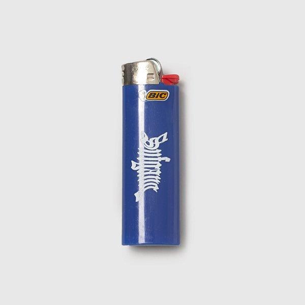 """SUFGANG - Isqueiro Bic Grande Sufgang Logo """"Azul"""" -NOVO-"""