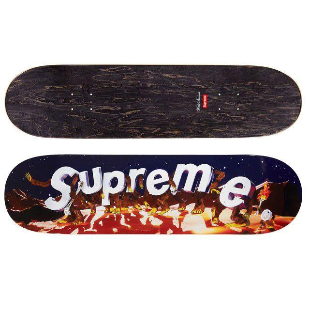 "SUPREME - Shape Skate Apes Night ""Azul Marinho"" -NOVO-"