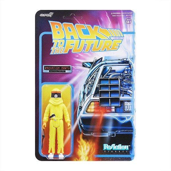 "Super7 - Boneco Reaction Back to the Future Wave 2 ""Radiation Marty"" -NOVO-"