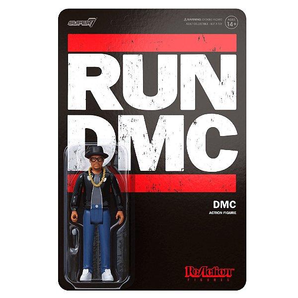 "Super7 - Boneco Reaction RUN DMC ""Darryl ""DMC"" McDaniels"" -NOVO-"