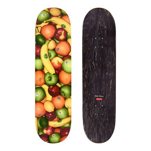 """SUPREME - Shape de Skate """"Fruit"""" -NOVO-"""