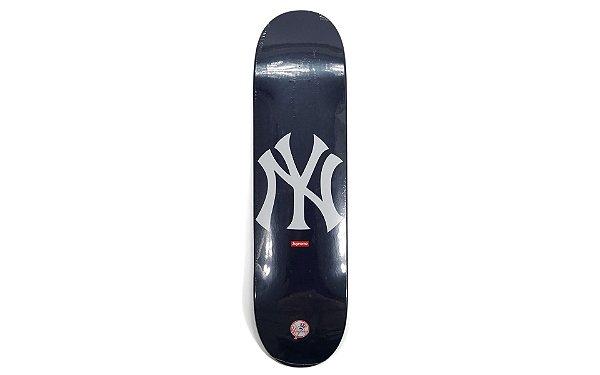 "SUPREME - Shape de Skate New York Yankees ""Marinho"" -NOVO-"