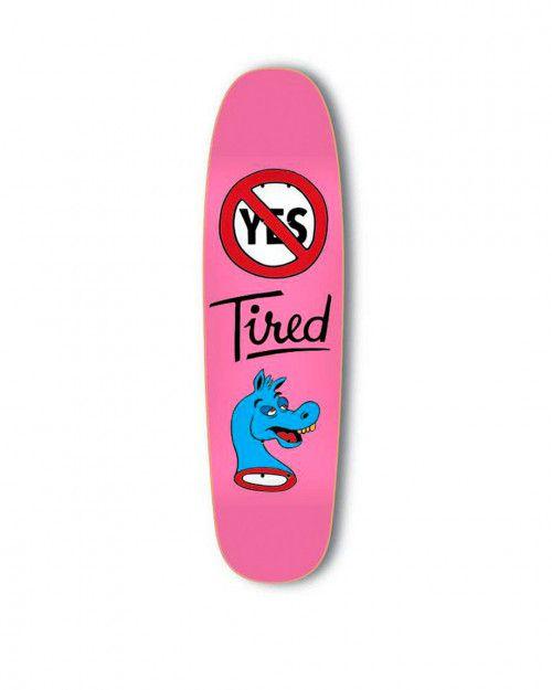 """PARRA - Shape de Skate """"Tired Three For One"""" -NOVO-"""
