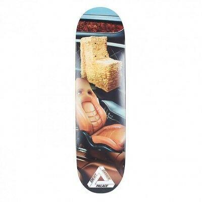 """PALACE x CHEWY CANNON - Shape de Skate Pro """"Car"""" -NOVO-"""