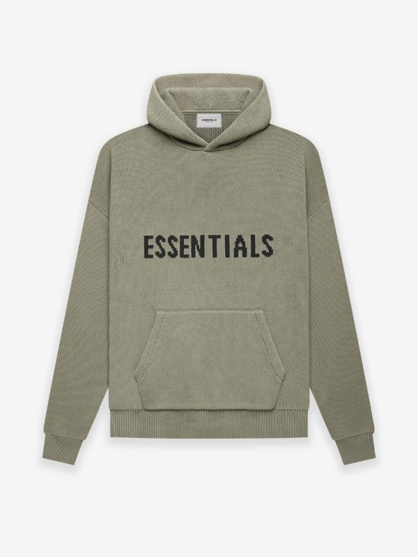 "FOG - Moletom Essentials Knit Pullover ""Pistachio"" -NOVO-"