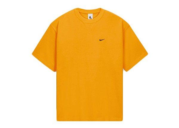 """NIKE x KIM JONES - Camiseta Short Sleeved """"Laranja"""" -NOVO-"""
