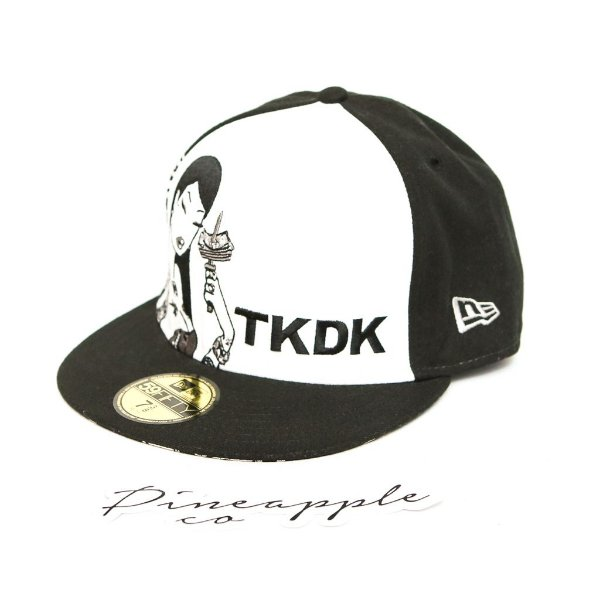 """NEW ERA - Boné TKDK """"Black"""""""