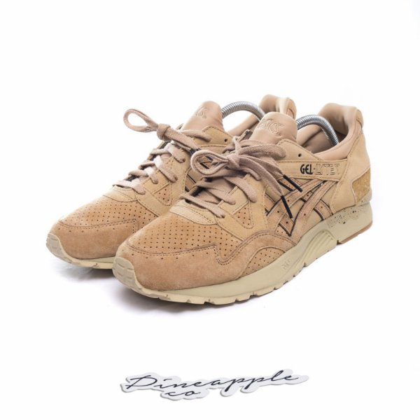 "Asics Gel Lyte V x Monkey Time ""Sand Layer"" -NOVO-"