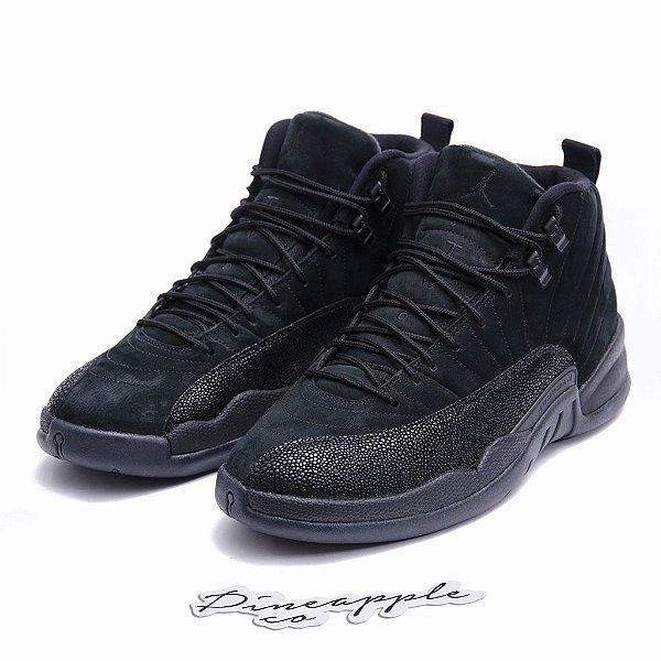 "NIKE x OVO - Air Jordan 12 Retro ""Black"" -USADO-"