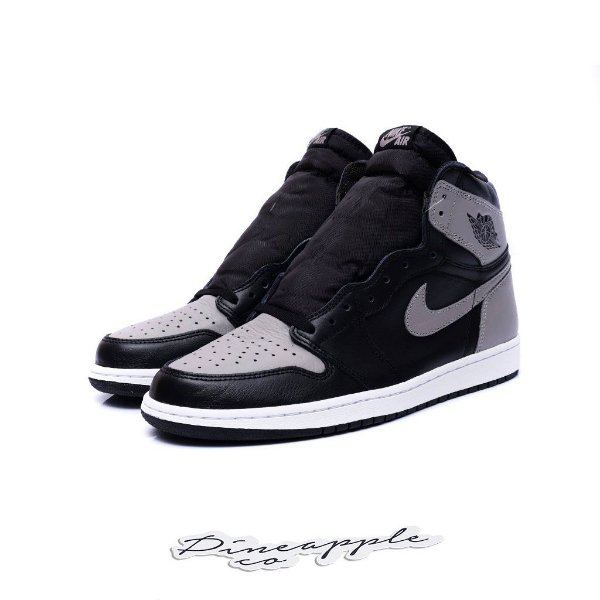 "NIKE - Air Jordan 1 Retro ""Shadow"" -NOVO-"