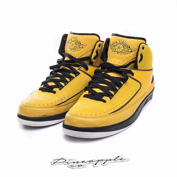 "Nike Air Jordan 2 Retro QF Candy Pack ""Yellow"" (2010)"