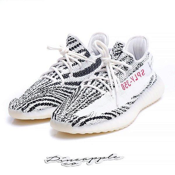 """ADIDAS - Yeezy Boost 350 V2 """"Zebra"""" -NOVO-"""