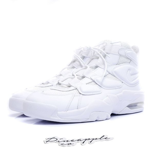 "NIKE - Air Max 2 Uptempo 94 ""Triple White"" -NOVO-"