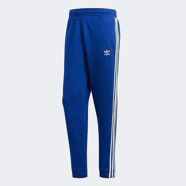 """ADIDAS - Calça 3-Stripe """"Azul"""" -NOVO-"""