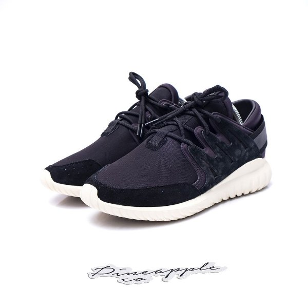 "ADIDAS - Tubular Nova ""Black/Cream"" -NOVO-"