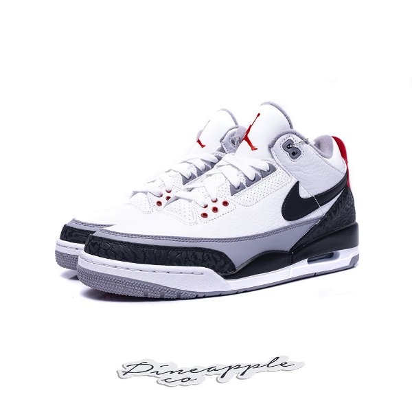 "NIKE - Air Jordan 3 Retro ""Tinker Hatfield"" -NOVO-"