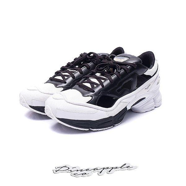"adidas Replicant Ozweego x Raf Simons ""Black Cream"""
