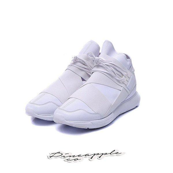 """adidas Y-3 Qasa High """"Triple White"""""""