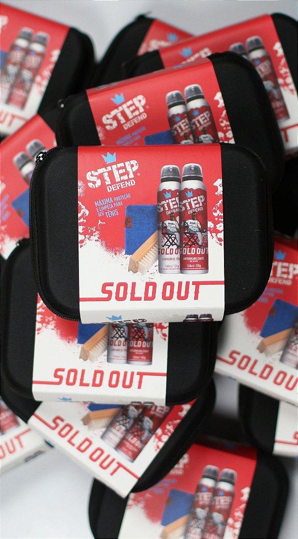 STEP DEFEND - Kit de Limpeza (SOLD OUT)