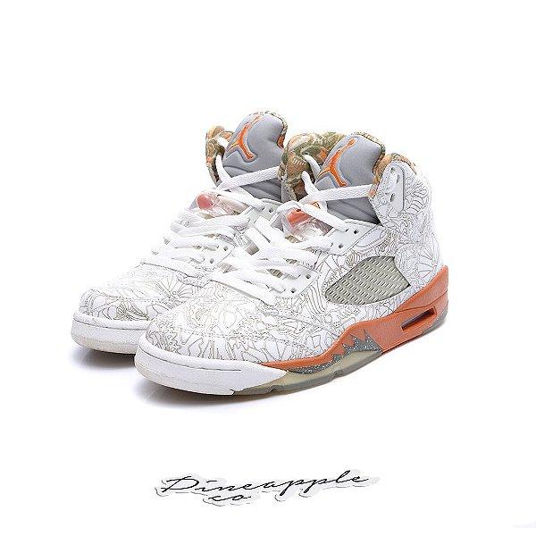 """Nike Air Jordan 5 RA """"Laser"""" (2007)"""
