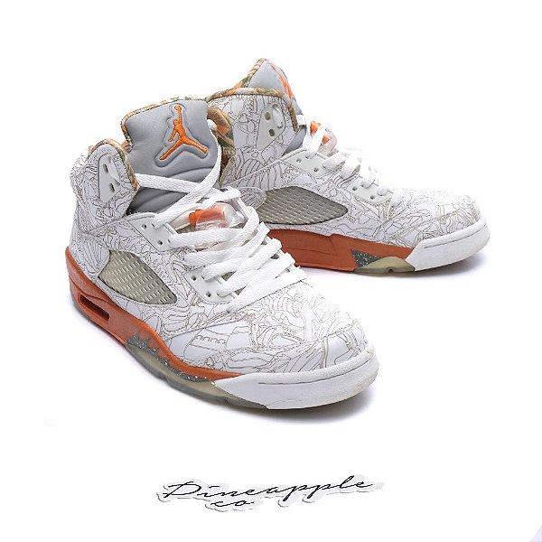"NIKE - Air Jordan 5 RA ""Laser"" -USADO-"