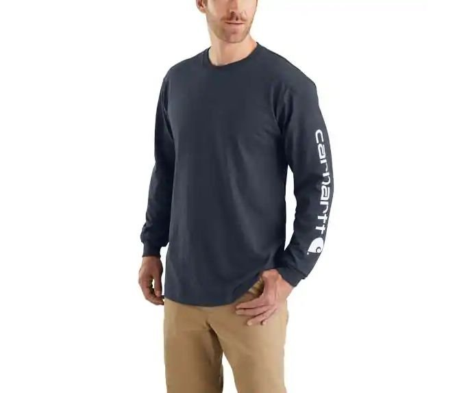 "CARHARTT- Camiseta Graphic ""Navy"""