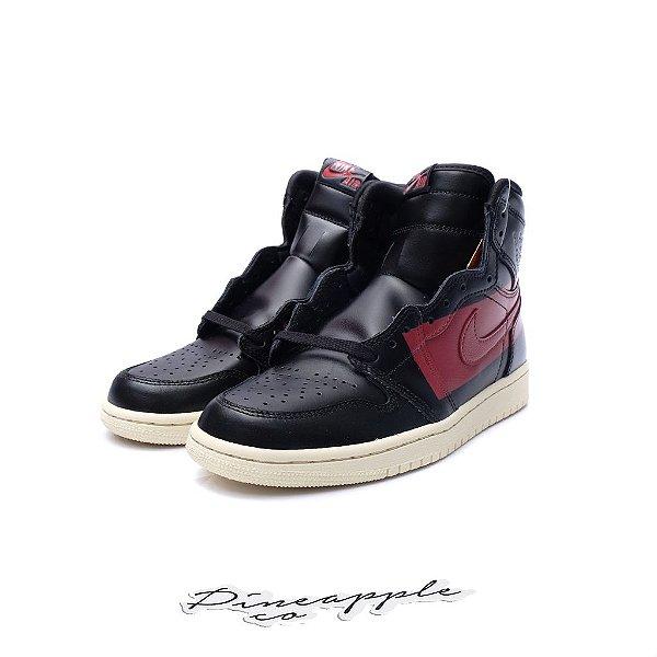 "NIKE - Air Jordan 1 Retro ""Defiant Couture"" -NOVO-"