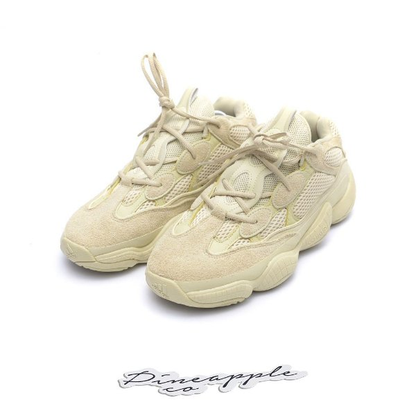 "ADIDAS - Yeezy 500 ""Super Moon Yellow"" -USADO-"