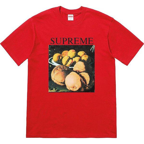 SUPREME - Camiseta Still LIfe ''Red''