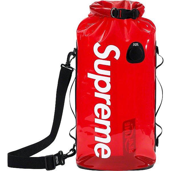Supreme x SealLine - Bolsa Discovery Dry 20L ''Red''