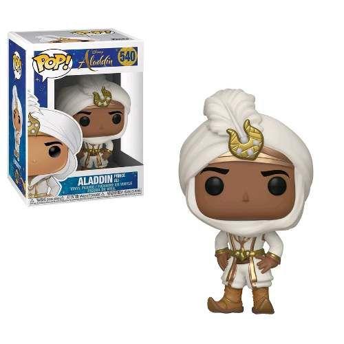 FUNKO POP! - Boneco Aladdin: Prince Ali #540 -NOVO-