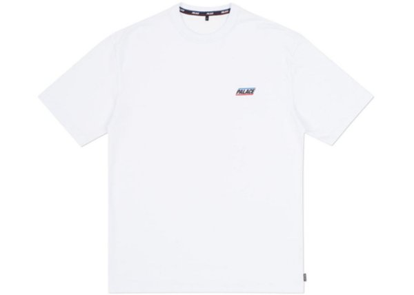 "PALACE - Camiseta Basically a Pocket ""Branco"" -NOVO-"